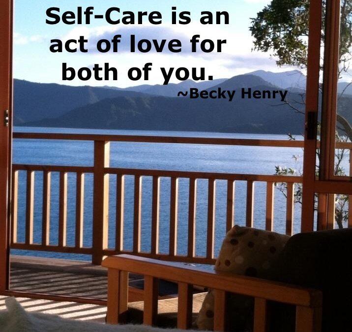 Self-Sacrifice in Caregiving