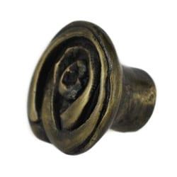 Bud Cabinet Knob Brass