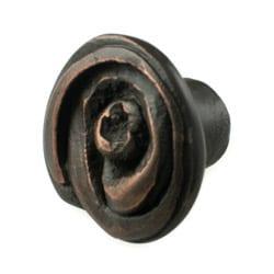 Bud Cabinet Knob Bronze