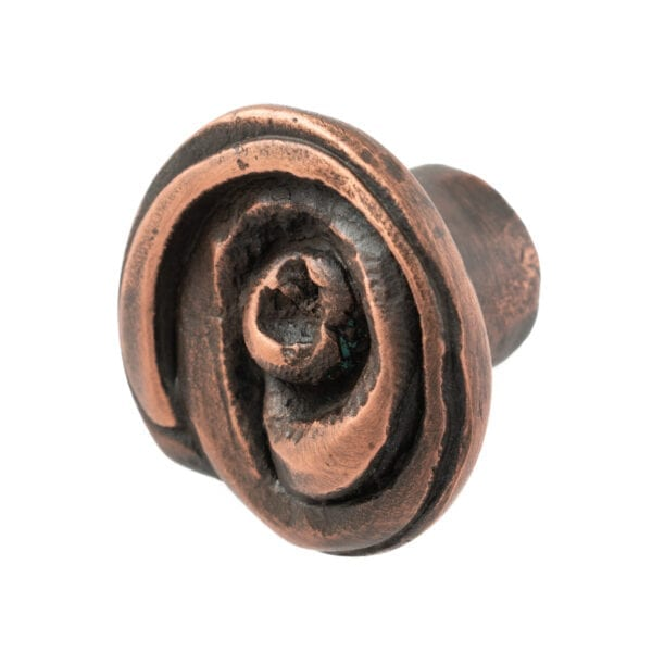 Bud Cabinet Knob Copper