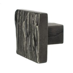 Cabinet Knob Cedar Charcoal
