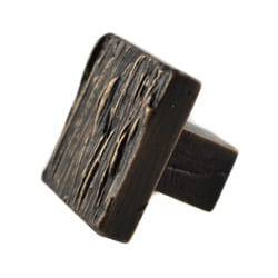 Cabinet Knob Cedar Copper