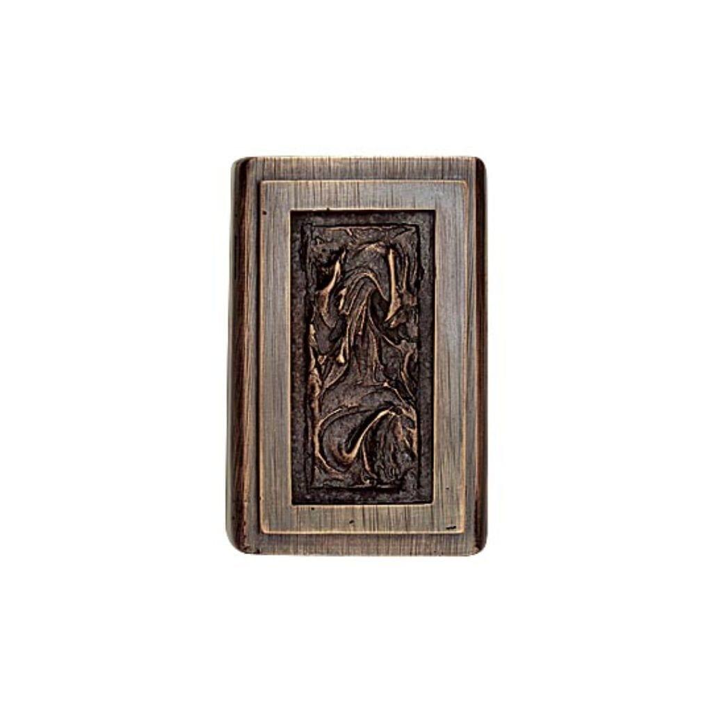 Deadbolt Cover Fringe Bronze