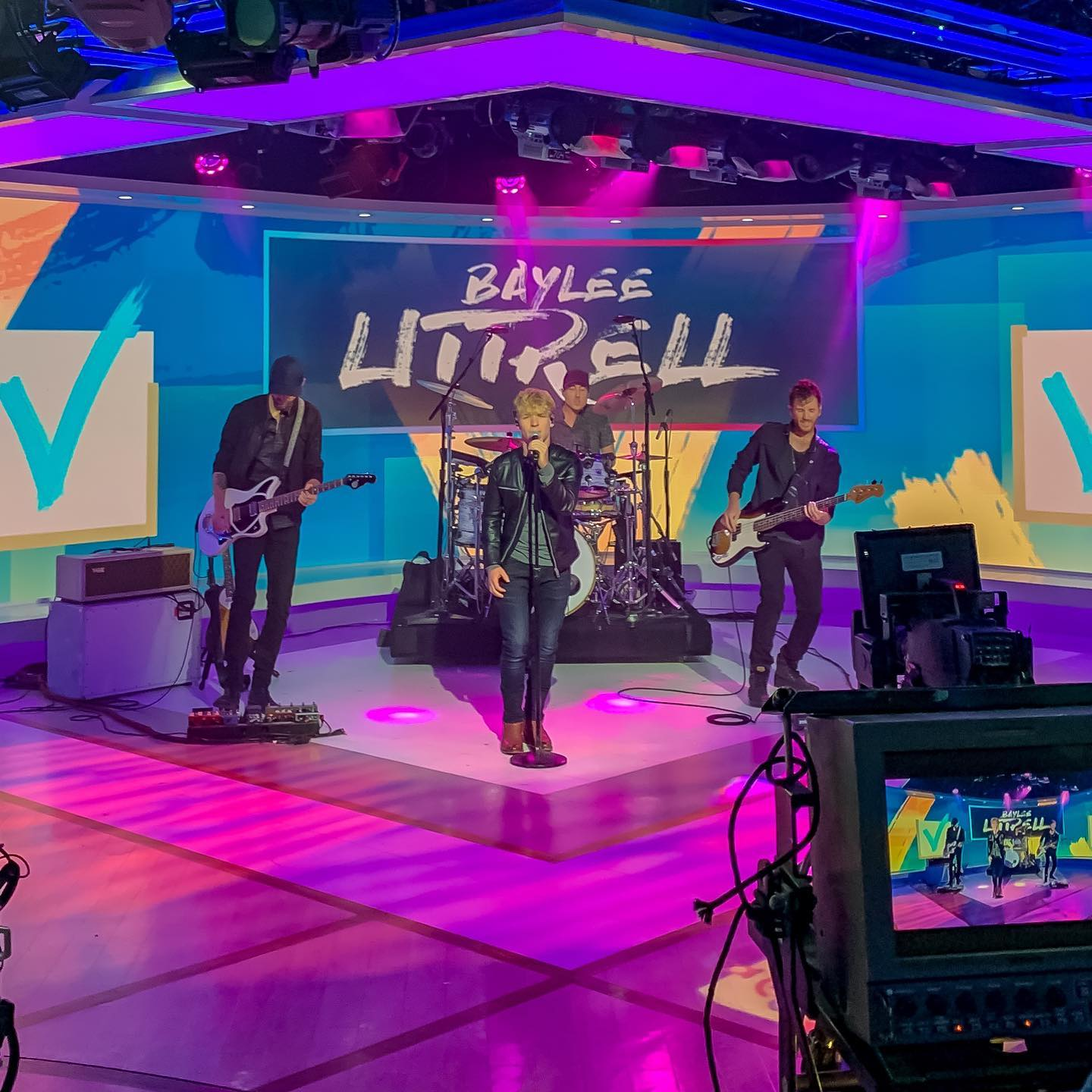 Baylee Announces New Album Release Date on TODAY with Hoda and Jenna