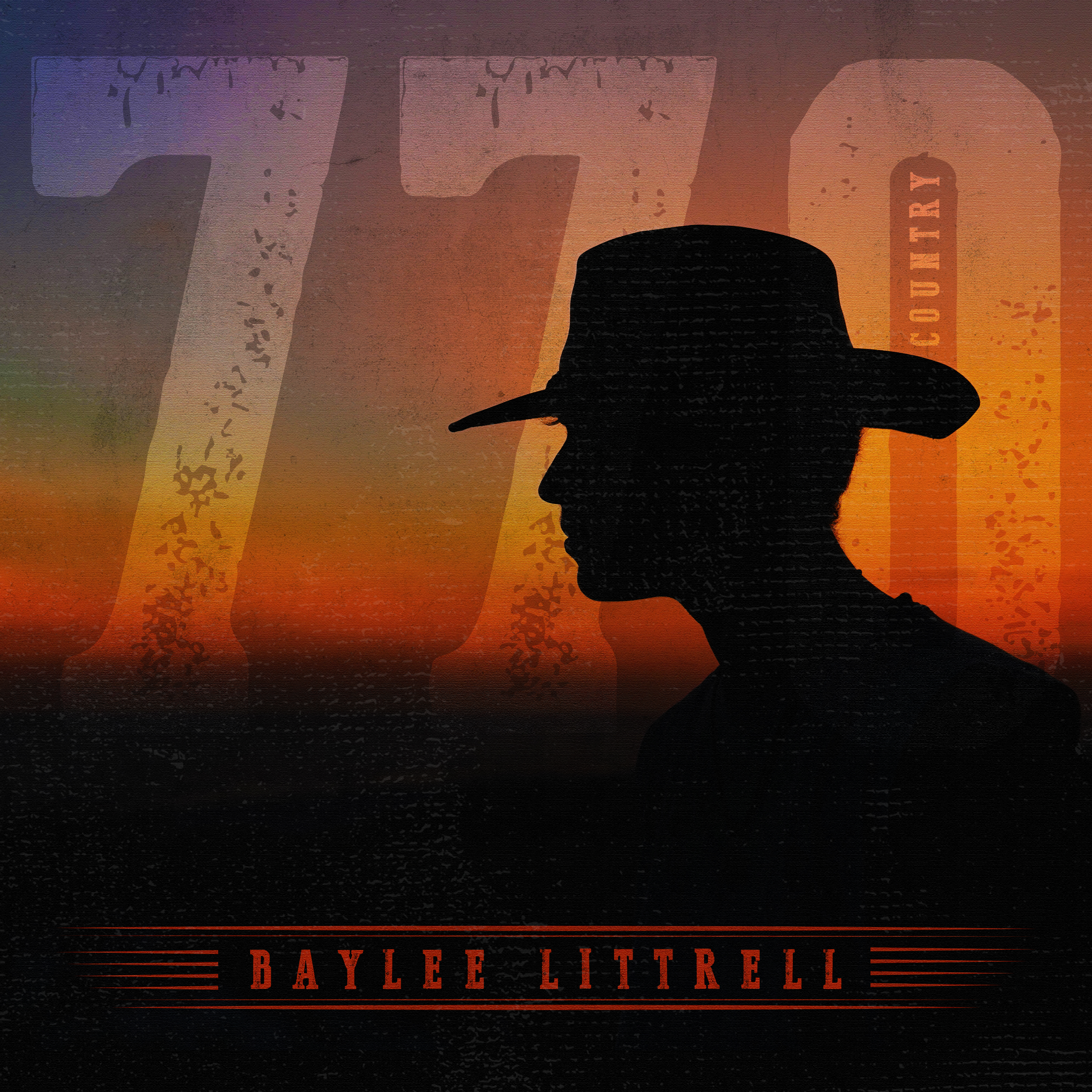Baylee Littrell's Debut Album 770-Country Available 11.15.19