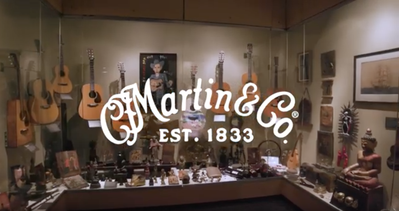 "Watch ""Boxes"" Live from the Martin Guitar Museum Sessions"