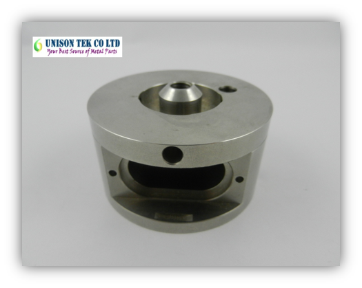Unisontek cnc precision metal parts 3