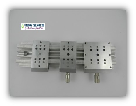 Unisontek cnc precision metal parts 5