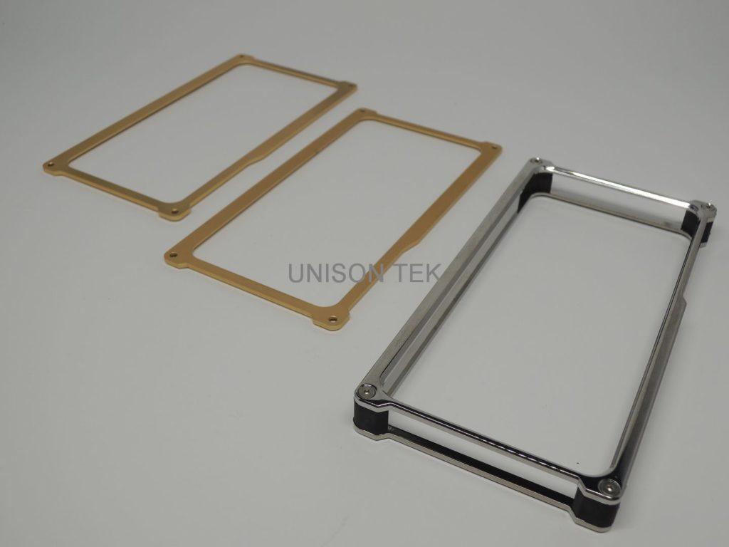 Unisontek CNC Precision Metal Parts