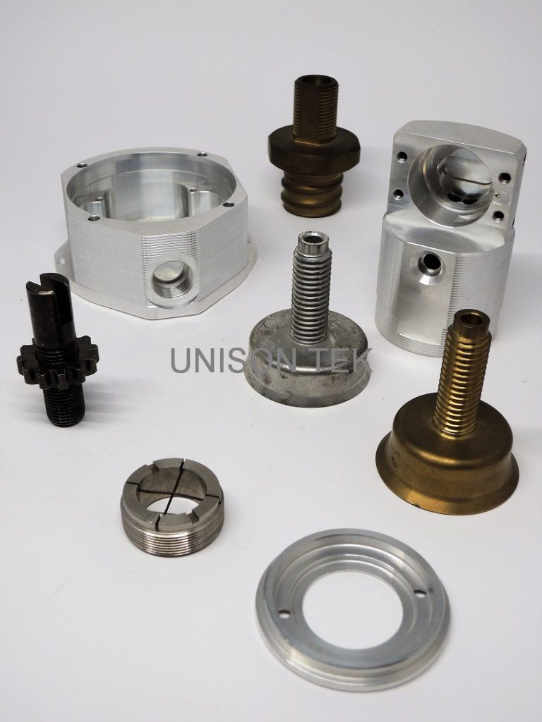 Unisontek-CNC-Precision-Metal-Parts