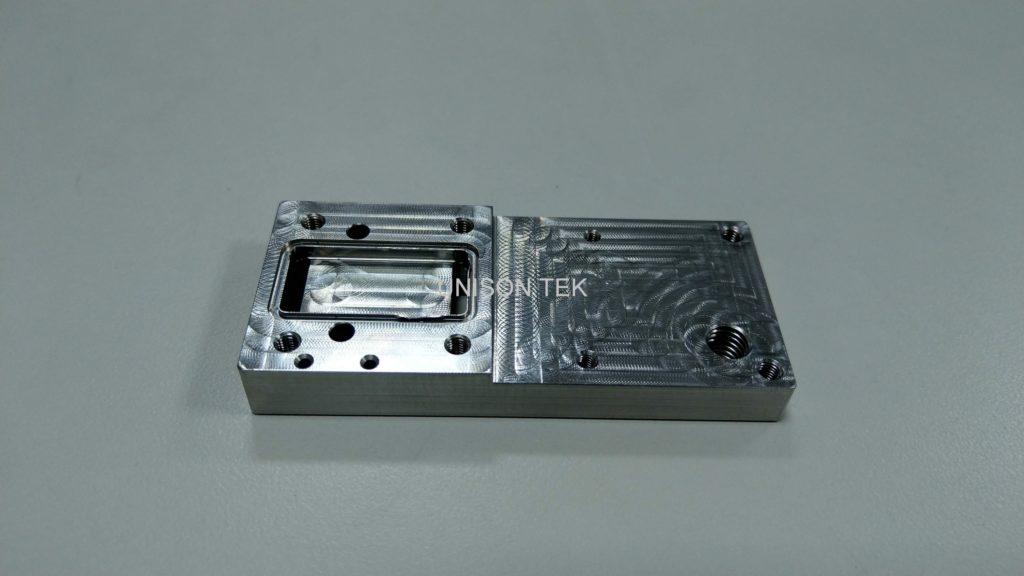 precision cnc milling metal parts 015