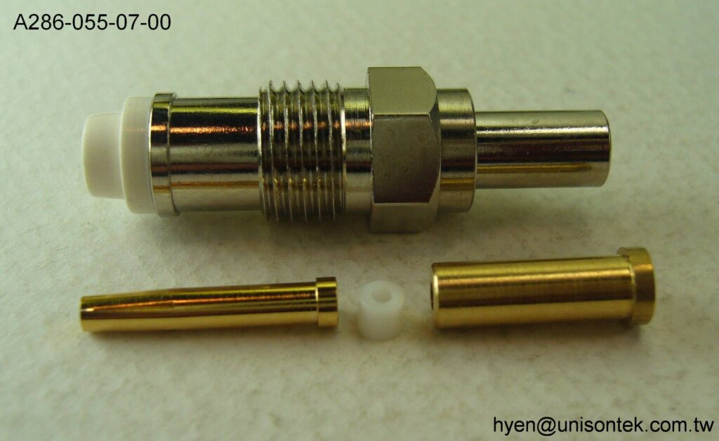 FME002-JACK for RG178 connector