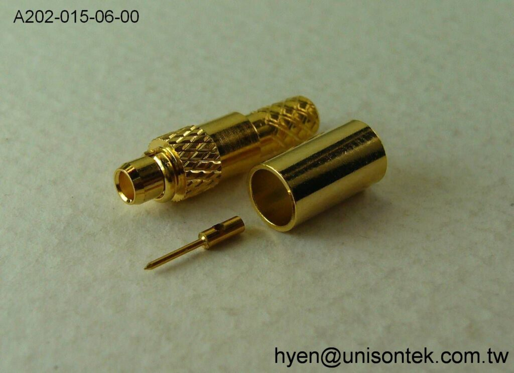 MMCX002-PLUG for RG174 connector