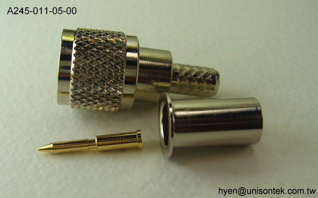 Mini UHF002-PLUG for CFD200 connector