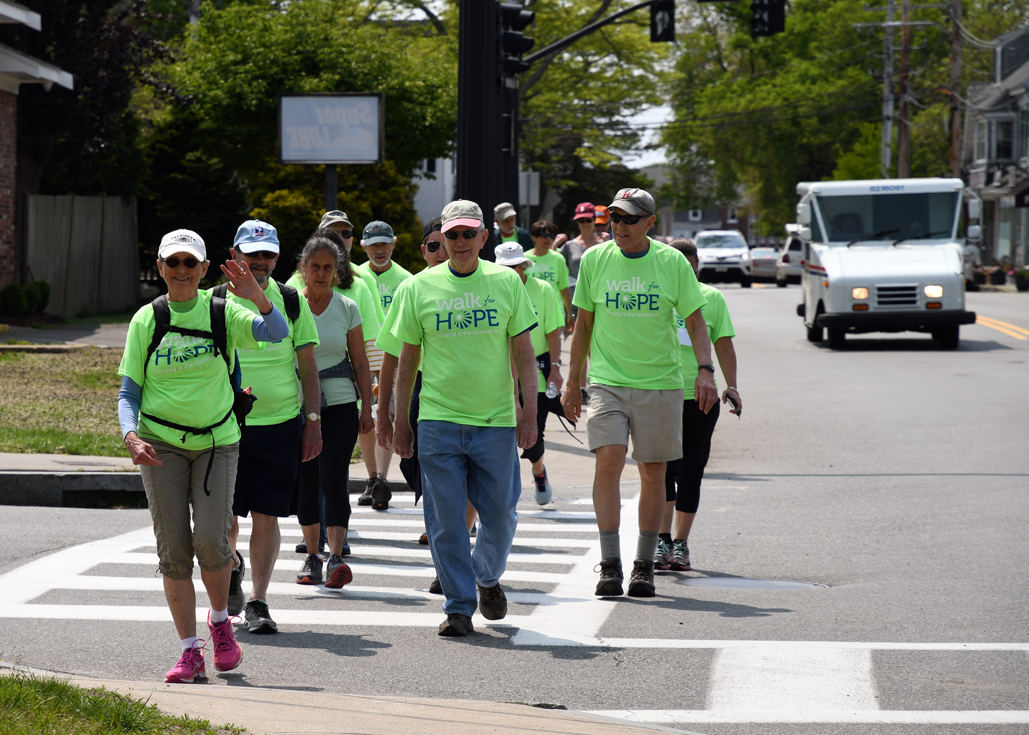 walk for hope walk-a-thon