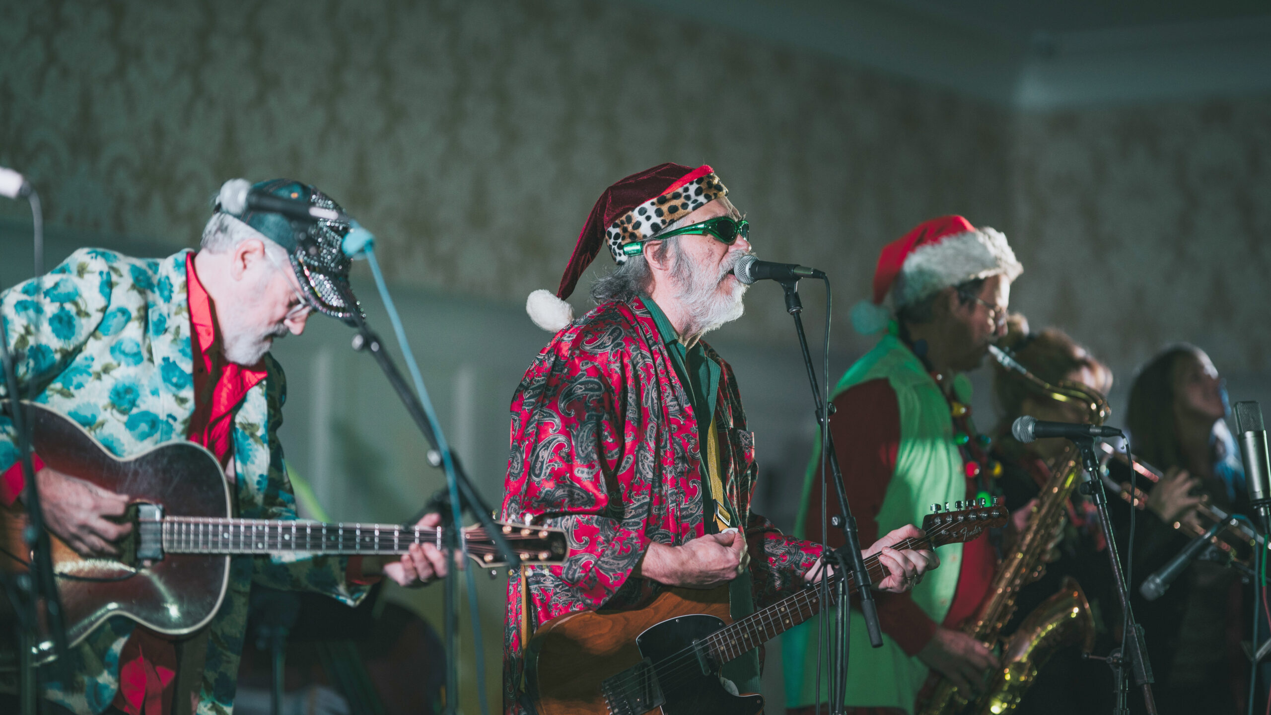 Cape Cod Christmas Cavalcade for the Homeless