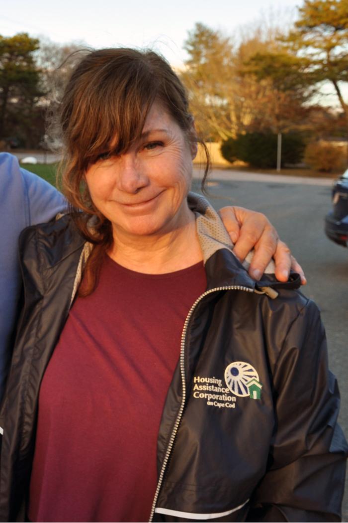 Housing Assistance Case Manager Deborah McDonnell