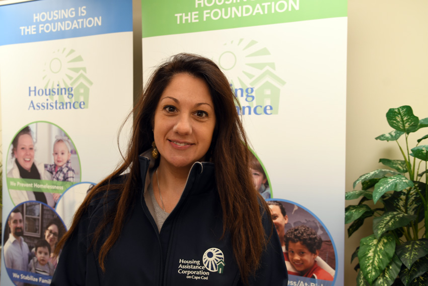 Housing Assistance's Zelda Bergstrom