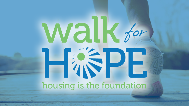 2020 Walk for Hope Logo