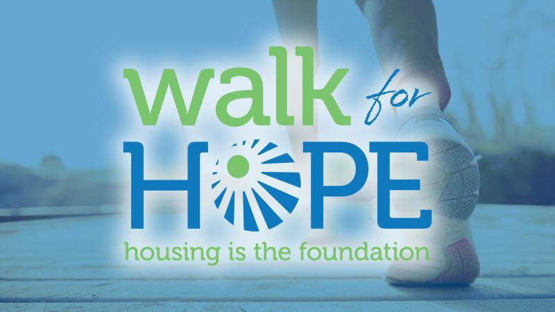 2020 Walk for Hope Logo