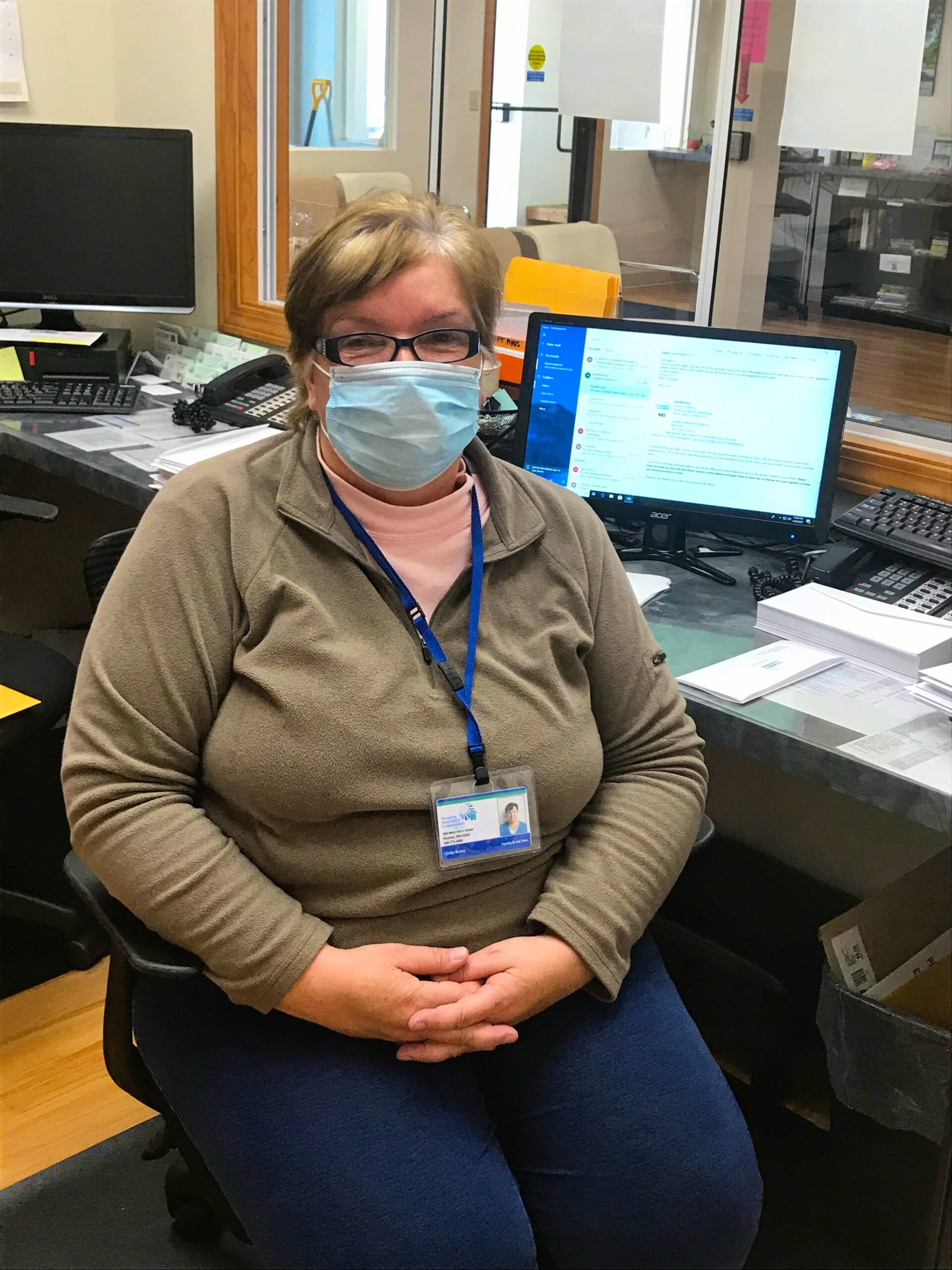 Cindy Burns Intake Coordinator