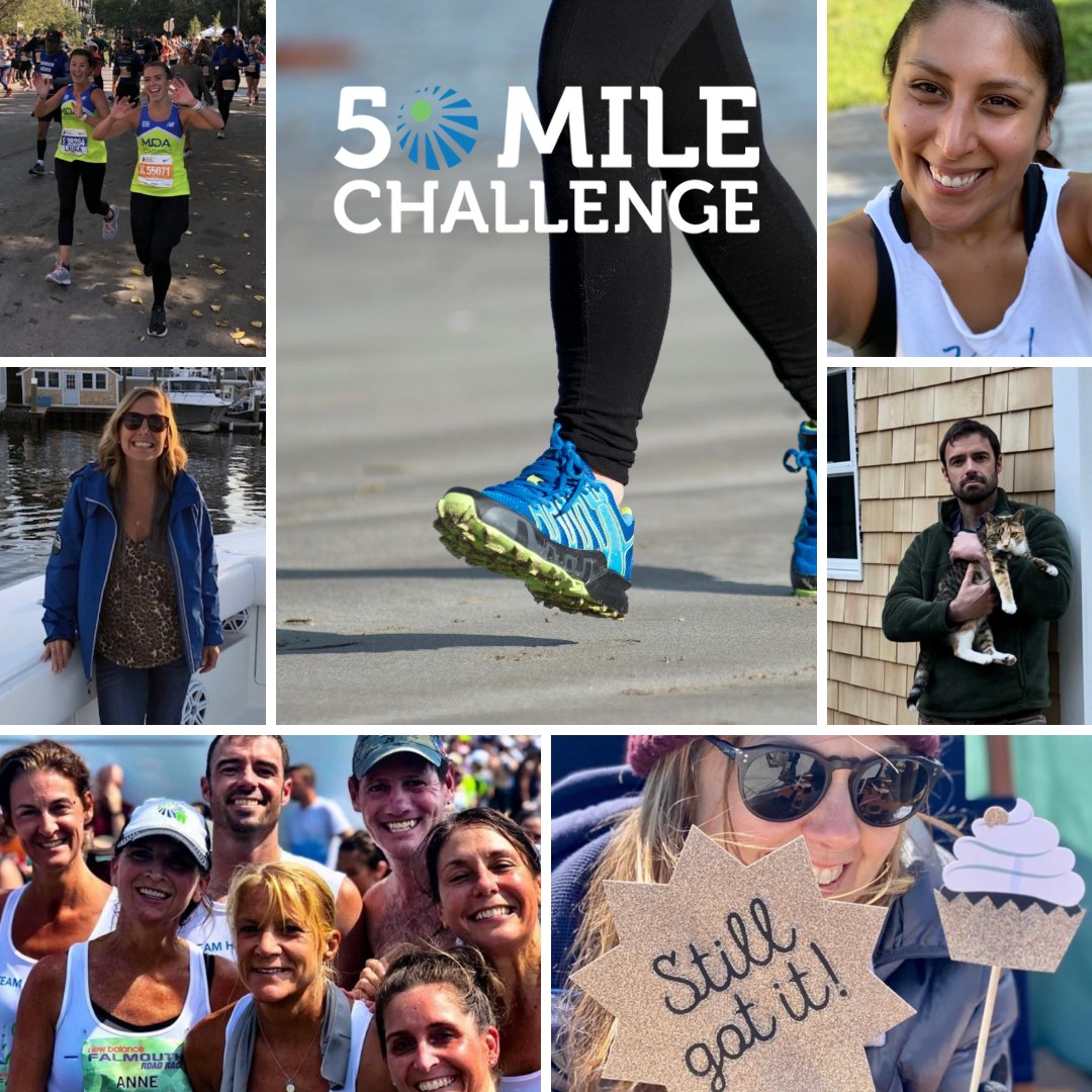 Housing Assistance's 50-Mile Challenge Graphic