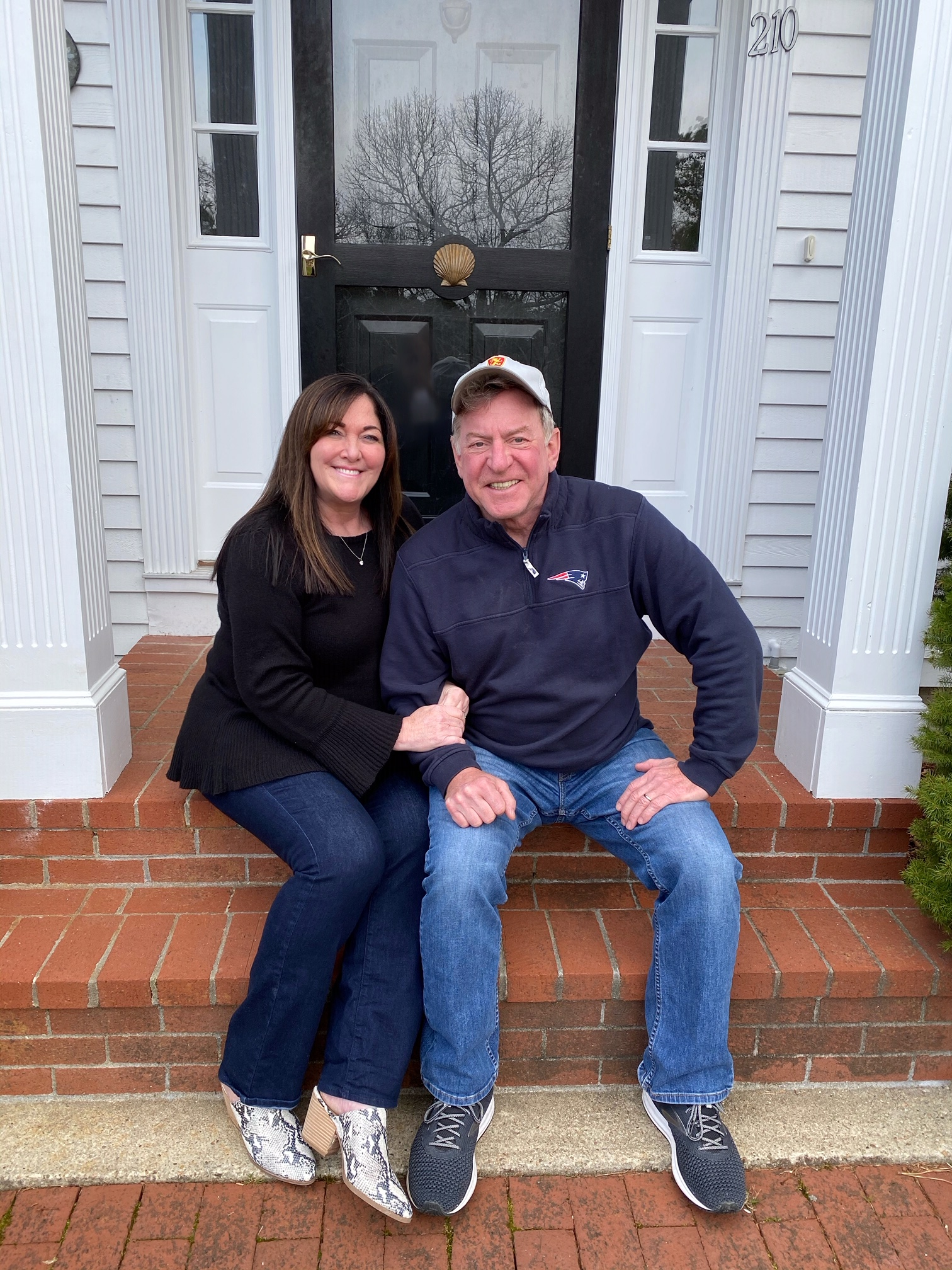 Kim and Ralph Geary