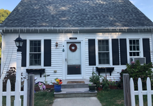 Exterior of Orleans home at 257 Route 6A