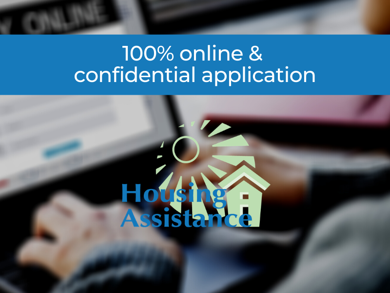 apply for housing assistance