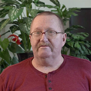 Andrew, Supportive Housing Client