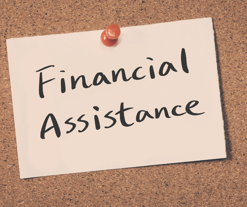 Financial Assistance graphic