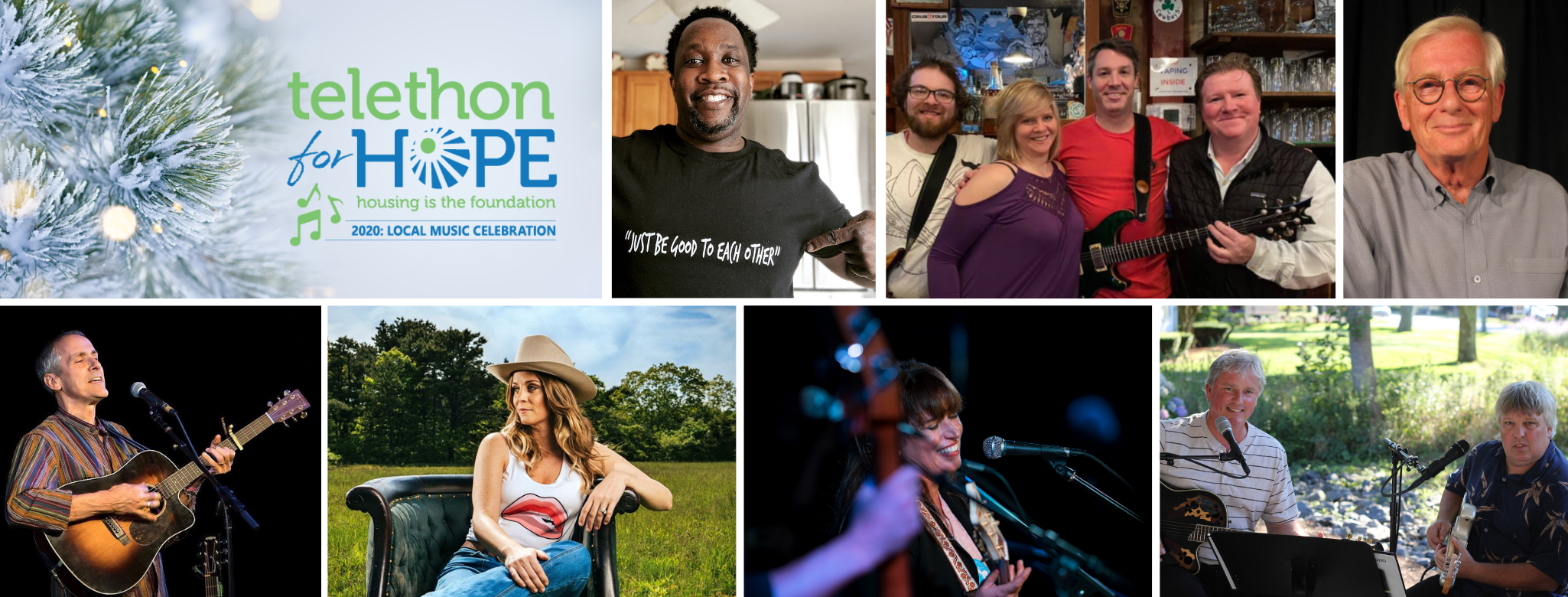 telethon for hope performers