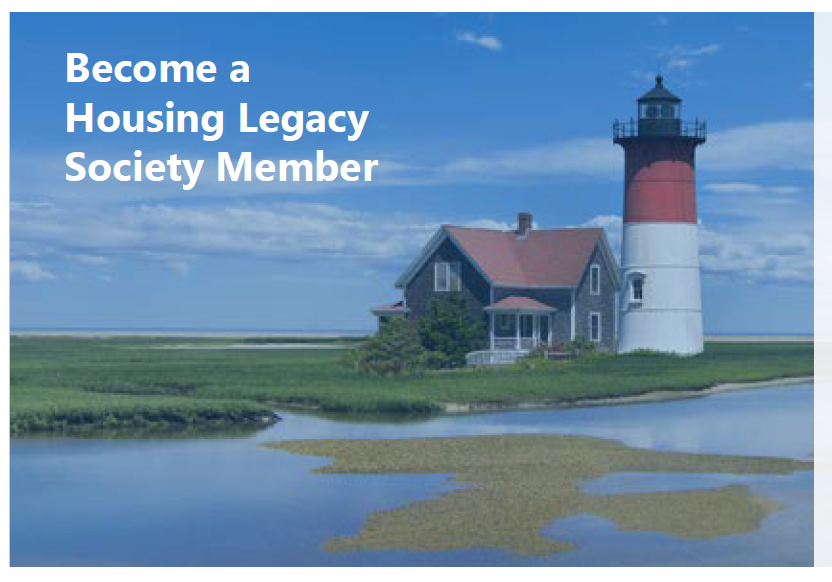 Housing Legacy Society graphic