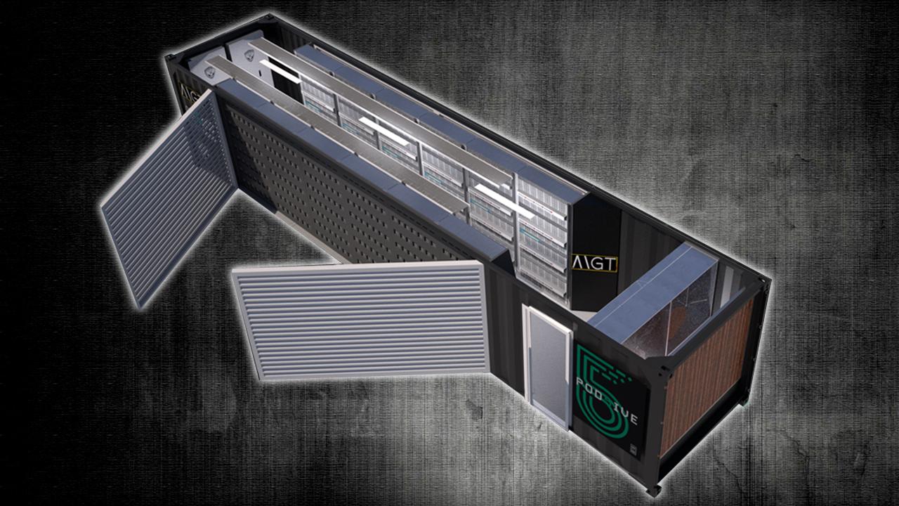 MGT Capital Collaborates with Bit5ive to Produce 1-Megawatt Crypto Mining Pod