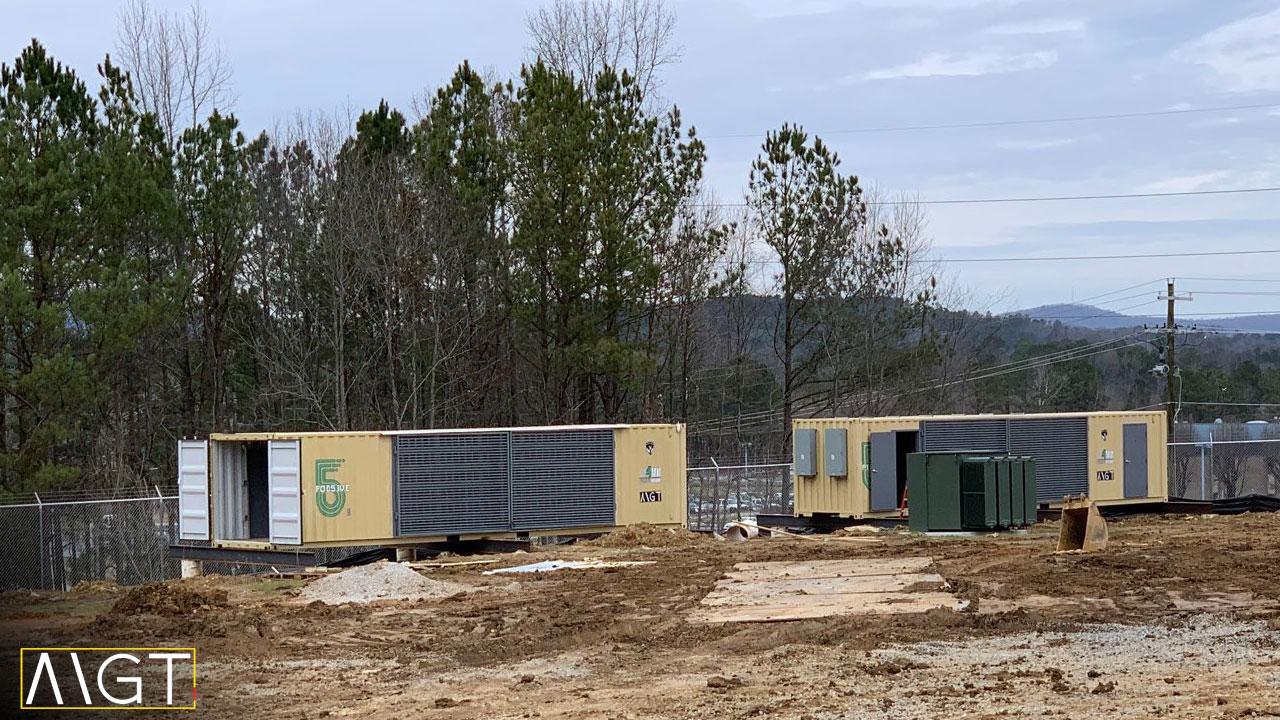 Phase I of Georgia Facility Fully Operational