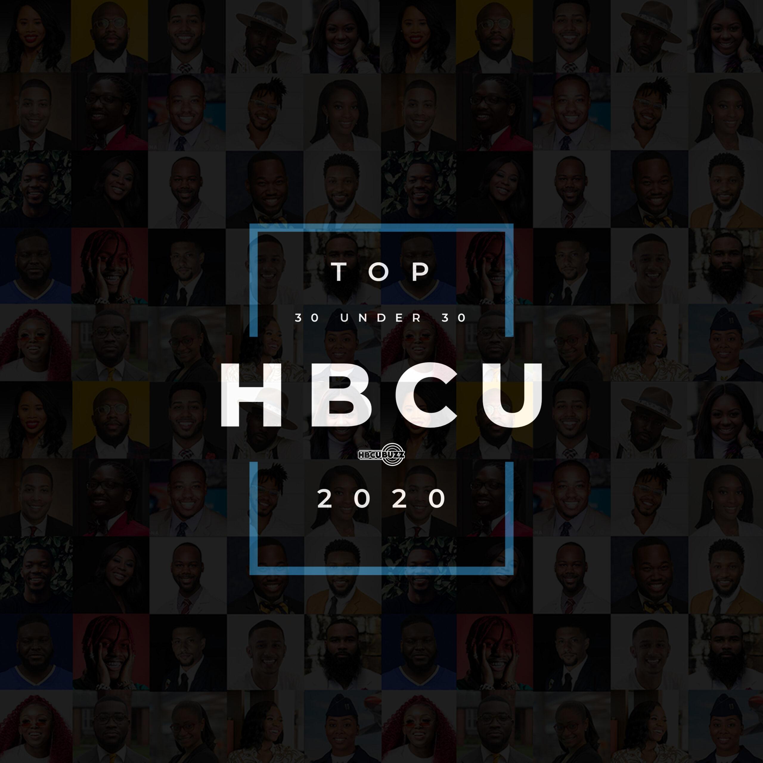 HBCU Top 30 Under 30 2020
