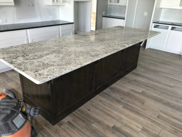 Orion White Granite