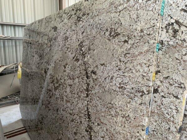 Bianco Antico Granite$42 Per Sq Ft Installed