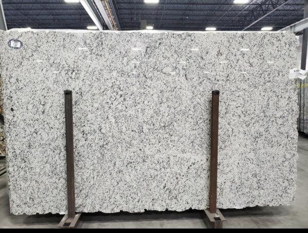 White Ornamental Granite 3cm $37 Per Sq Ft Installed
