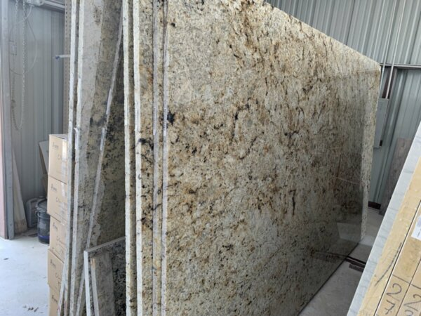 Colonial Gold Granite$45 per Sq Ft Installed