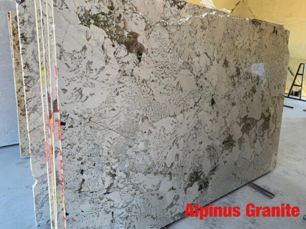 Alpinus Granite 3cm$65 per Sq Ft Installed