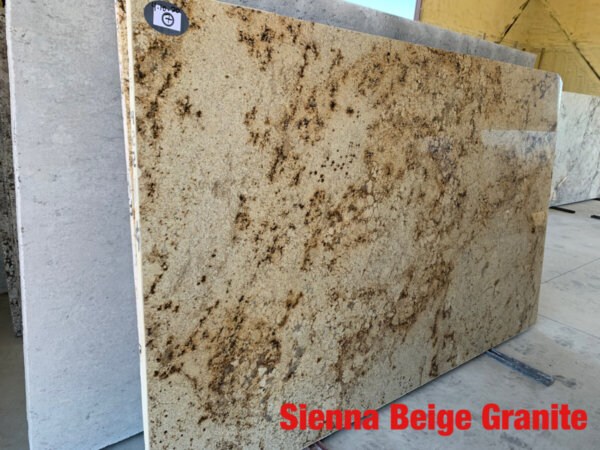 Sienna Beige Granite 3cm$49 per Sq Ft Installed