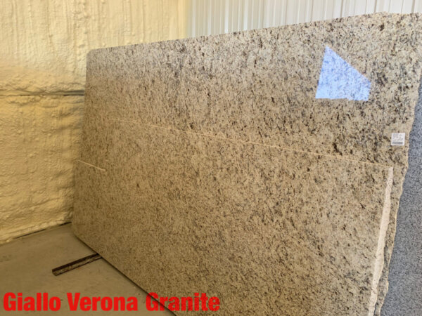 Giallo Verona Granite$39 Per Sq Sf Installed