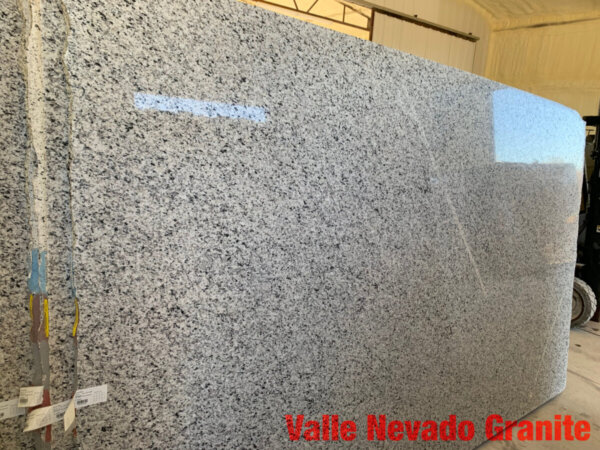Valle Nevado Granite 3cm$32 per Sq Ft Installed