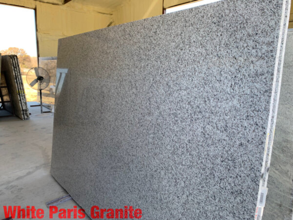 White Paris Granite 3cm$35 per Sq Ft Installed