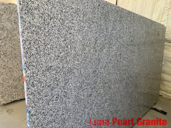Luna Pearl Granite$32 Per Sq Ft Installed