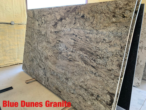 Blue Dunes Granite 3cm$47 per Sq Ft Installed