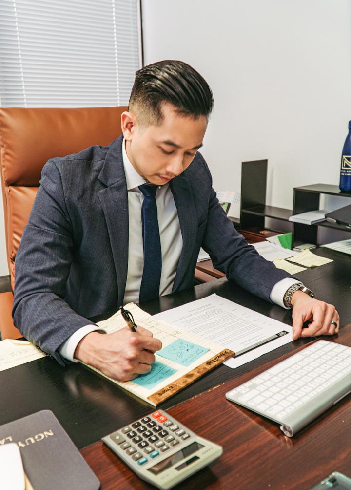 Nguyen & Associates Car Accident Lawyer