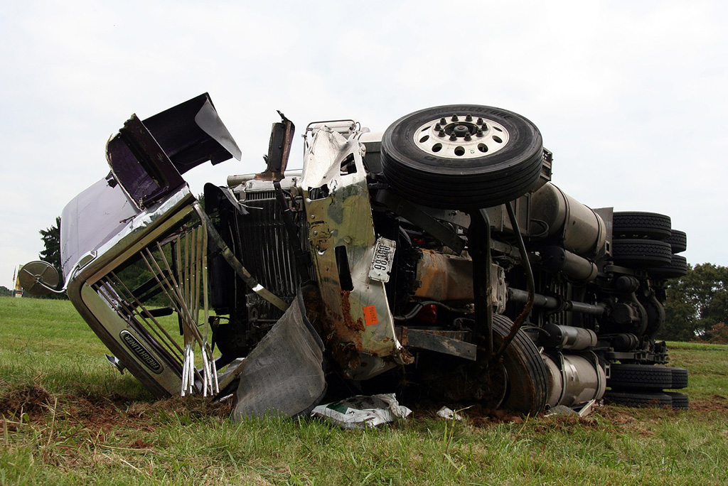 Truck accedent lawyer Houston