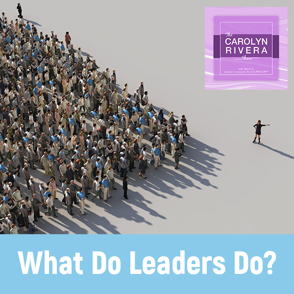 CRS 16 | Leadership Styles